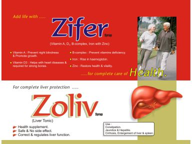 ZIFER - Zodak Healthcare